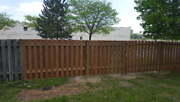 20% off Deck and Fences