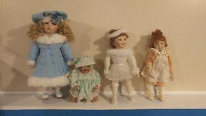 Porcelain Doll Collection Regina Regina Area image 2