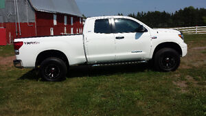 2007 Toyota Tundra Double cab 4wd Pickup Truck