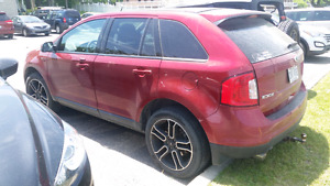 2013 Ford Edge SEL (leather, panoramic roof, etc..