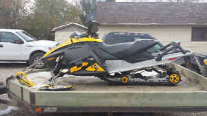 2006 mxz 800 H.o parting out  ( humboldt area)