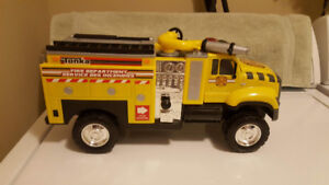 Tonka Mighty Motorized Emergency Fire Pumper - Lights & Sounds
