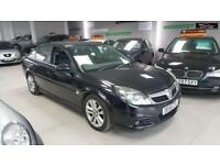 2007 VAUXHALL VECTRA SRI CDTI 16V Black Manual Diesel
