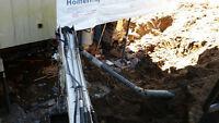 Foundation Repair & Drainage