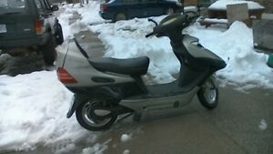 2010 SCOOTER 48 VOLT ELECTRO WHEELS EBIKE $350 OBO