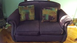 Matching Loveseat, Chair and Ottoman