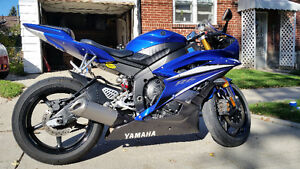 Extra clean great running Yamaha YZF Kitchener / Waterloo Kitchener Area image 2