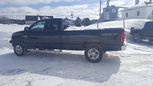 2008 Dodge Power Ram 2500 Extended cab
