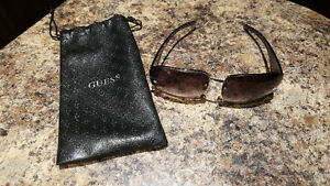 Guess Sunglasses and pouch