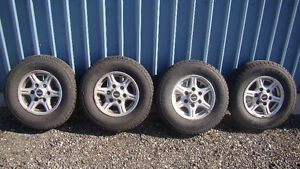 Mazda Truck Wheels and Tires