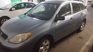 FOR SALE 2006 Toyota Matrix Mint condition + Winter Tires