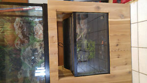 Complete set up with 2 Tanks 75g &10g Windsor Region Ontario image 2