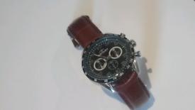Mens Aquaspeed chronograph rotary watch