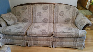 Couch/Chair & Ottoman