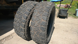 245/75R16 Fierce Attitude M+S Tires