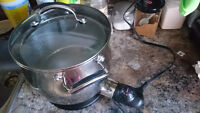 Prestige Electric Pot, clean ! only used once. Make an offer !