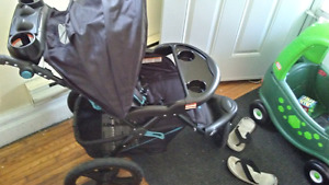 Baby trend expedition clx jogging stroller