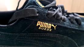 Puma Suege trainers