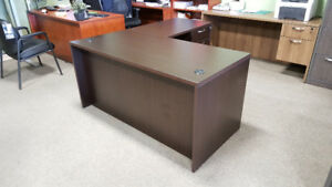 *****L Shape Desk *** 3 Modern colors***NEW
