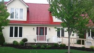 ★ New Roofing Shingles: Steel, Siding & Custom Trims HUGE SALE ★