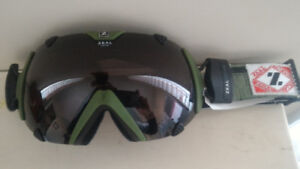 ZEAL OPTICS ECLIPSE GOGGLES BNWOT