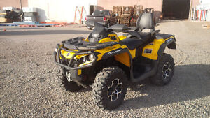 Can-Am Outlander MAX XT
