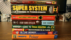 Poker Book Collection
