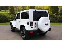 2014 Jeep Wrangler 2.8 CRD Overland 2dr Automatic Diesel 4x4