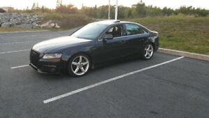 2010 Audi A4 Quattro, 6-Speed Manual, 2.0T