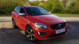 2015 Volvo XC60 D4 (181) R DESIGN 5dr AWD with Automatic Diesel 4x4