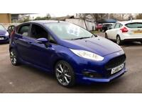 2017 Ford Fiesta 1.0 EcoBoost ST-Line With a Sp Manual Petrol Hatchback
