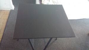 Portable table for 15$