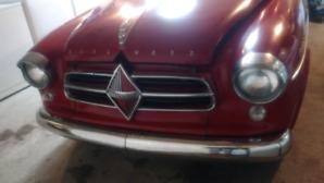 1958 Borgward isabela