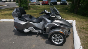 Can am Spyder RT full equipe