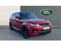 2017 Land Rover Range Rover Sport 3.0 SDV6 [306] HSE 5dr Auto Diesel Estate Esta