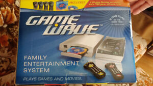 Game Wave - Family Entertainment System Games / brand new