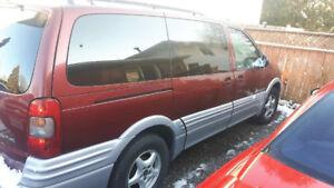 Pontiac Montana Extended Van