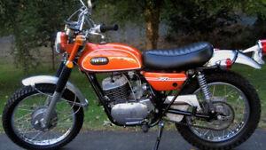 1971 Yamaha DT1 250/360 Parts Bike Needed
