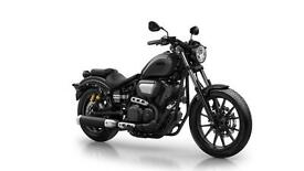 2017 Yamaha XV950R 942.00 cc