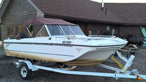 65 Hp Mercury Bowrider