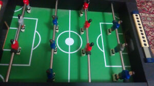 Table Top Foosball Table