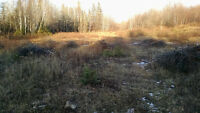 5 Acres land in  Irishtown, NB