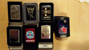 Collectible Zeppo  Lighters