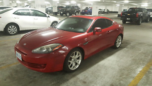 Hyundai Tiburon 2007 GT Limited Edition for Sale