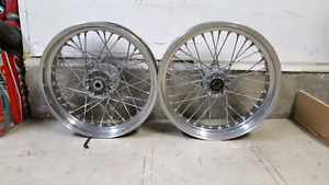 Ktm OEM Supermoto Wheels Rims