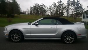 2014 Ford Mustang Convertible GT For Summertime Fun
