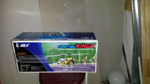 Used Helicopter E sky - HONEY BEE  KING 2