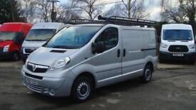 2007 VAUXHALL VIVARO 2.0 CDTI [115PS] SWB 2700 Sportive Van