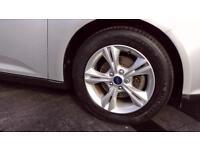 2014 Ford Focus 1.6 125 Zetec 5dr Powershift Automatic Petrol Estate