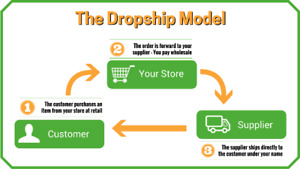 Get your own dropshipping webstore today!